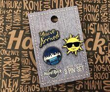 Hard Rock Cafe HRC Orlando 3 Pin Set MERVEILLES PINS NEW NEUF