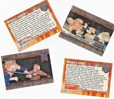 TOPPS 1999 WCW  NWO NITRO CHROME WRESTLING CARDS   C1 TO C12  CHOOSE