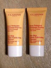 2-Clarins One-Step Gentle Exfoliating Cleanser