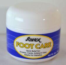 Savex Foot Care Salve - 2 oz Jar