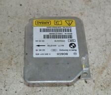 BMW X5 SRS Module 6577-6912755 E53 SUV Air Bag Sensor 2002