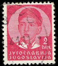 Scott # 122 - 1935 - ' King Peter II '