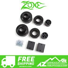 """Zone Offroad 2"""" Coil Spacer Kit 07-18 Jeep Wrangler JK J2203"""