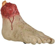 Crawling Zombie Foot Halloween Decoration Prop NEW