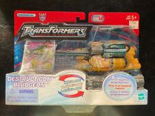 New listing Transformers Rid Destructicon Bludgeon Tank w/ Launcher, Mosc/New (2003 Hasbro)