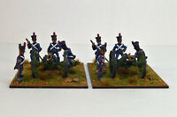 Front Rank 28mm French Napoleonic Foot Gun Artillery Battery FRN002