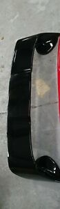 Mitsubishi Lancer Evo Spoiler available black colour only