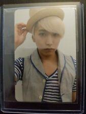 Sungmin Photocard - Super Junior 6th Album Sexy, Free & Single