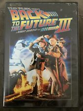 Back to the Future Part III (DVD, 1990)
