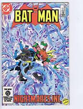 Batman #376 DC Pub 1984