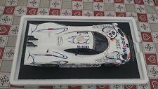 SPARK 1/18 PORSCHE GT1 1998 LE MANS WINNER