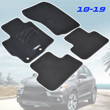 Car Floor Mats For Mitsubishi Outlander Sport/ASX 10-19 Carpet Nylon Front Rear