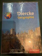 Diercke Geographie SchulBuch Oberstufe 978-3-14-114057-6 Westermann Verlag
