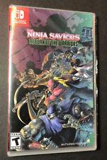 The Ninja Saviors [ Return of The Warriors ] (Nintendo Switch) NEW