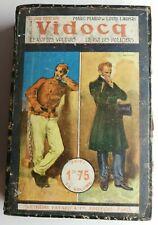 N15 Ancien Livre Vidocq Marc Mario et Louis Launay début XXeme A .Fayard Paris