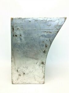 Unusual Silver Painted Resin Free Floating Shelf Display Hanging Stand