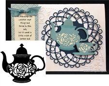 Tea pot Thin Metal Die Serendipity cutting dies 020GD teapot