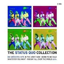 """STATUS QUO """"THE STATUS QUO COLLECTION"""" 3 CD NEU"""
