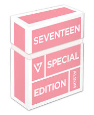 SEVENTEEN - Very Nice [SPECIAL Edition] CD+Folded Poster+Free Gift+Tracking no.