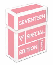 SEVENTEEN - Very Nice (Repackage) [SPECIAL Edition] CD+Folded Poster+Free Gift