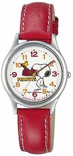 CITIZEN Q&Q PEANUTS Snoopy Watch AA95-9852 Womens From Japan
