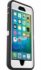 OtterBox-DEFENDER-Series-Case-for iPhone 6 Plus/6s Plus (Case Only )-Black/White