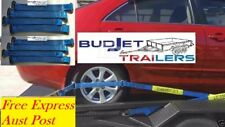 Tyre Link Strap Car Carrying Strap, Wheel Strap, Towing 8 Pack  free post