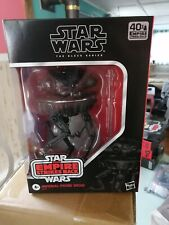 Star wars black series empire strikes back 40th anniversary imperial probe droid