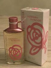 WOMAN IN ROSE By ALESSANDRO DELL' ACQUA 3.4oz Eau De Toilette Spray Women*SEALED