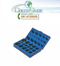 Set guarnizioni O-RING 419 pezzi - passo/misura in millimetri (mm)
