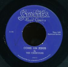 45tk-Black Gospel -STATES 161- The Caravans