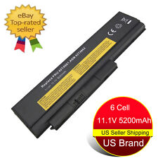 New 6 Cell Battery fr Lenovo ThinkPad X220 X220i 0A36282 42T4861 42T4862 42T4865