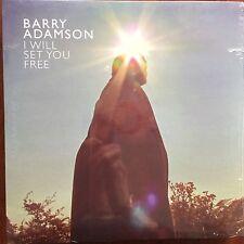 BARRY ADAMSON - I WILL SET YOU FREE SEALED VINYL LP