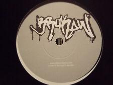 """BROKAW - WHERE YOU AT b/w SLEEPY HEAD - FIND A WAY (7"""")  2003!!  RANDOM RAP!!!"""