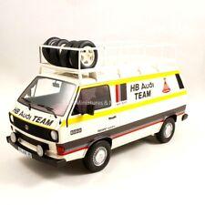VW VOLKSWAGEN T3 BUS HB TEAM AUDI SPORT - 1/18