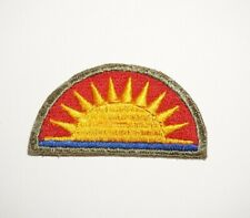 41st Infantry Division Patch US Army WWII P1253