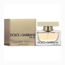 D&G THE ONE by Dolce & Gabbana Women * 1.6/1.7 oz (50 ml) EDP Spray NEW & SEALED
