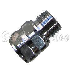 Scuba Choice Thread Adaptor M 9/16 to F 3/8-24 9/16-18 Unf-2A   3/8-24 Unf-2B