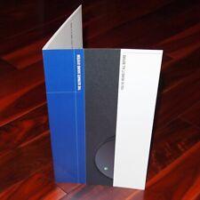 naim audio brochure 2000 catalog amplifier NAIT 5 NAP 150 CD5 NAT tuner NAC 112