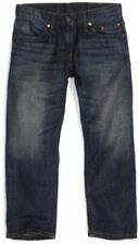 Levi's Boys' 505 Regular Fit Jeans, Roadie, Size 6.0 RPa1