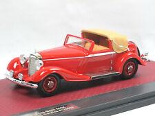Matrix Scale Models 1935 Mercedes-Benz 500K 3-Position DHC by Corsica open 1/43