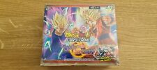 Dragon Ball Super Card Game World Martial Arts Tournament Booster Box new sealed