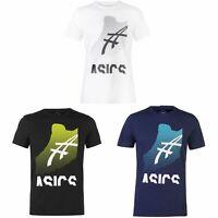 Asics Sneaker T-Shirt Mens Tee Shirt Top