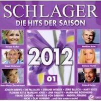 SCHLAGER 2012 - FOLGE 1 2 CD MIT HELENE FISCHER UVM. NEU