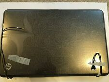 BRAND NEW GENUINE HP ENVY 15 LCD Back Cover 38sp7tp002 + HINGES