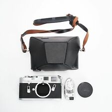 Leica M4 With MR Meter 35mm SLR Film Camera + Case - Recent DAG CLA
