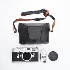 Leica M4 With MR Meter 35mm SLR Film Camera + Case - Recent DAG CLA