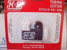 K&S MINIATURE TUBE PIPE CUTTER  Model Engineer Live steam models Metalworking