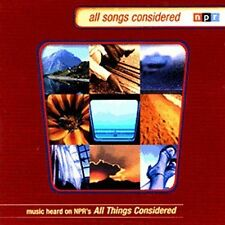 Various Artists : All Songs Considered from NPR CD