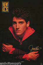 POSTER: MUSIC: NEW KIDS ON THE BLOCK - JONATHAN 1990 - FREE SHIP #3305 LW23 E